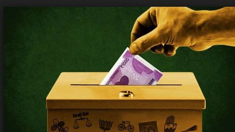 April tranche of electoral bonds will further augment BJP's war chest for ongoing assembly polls