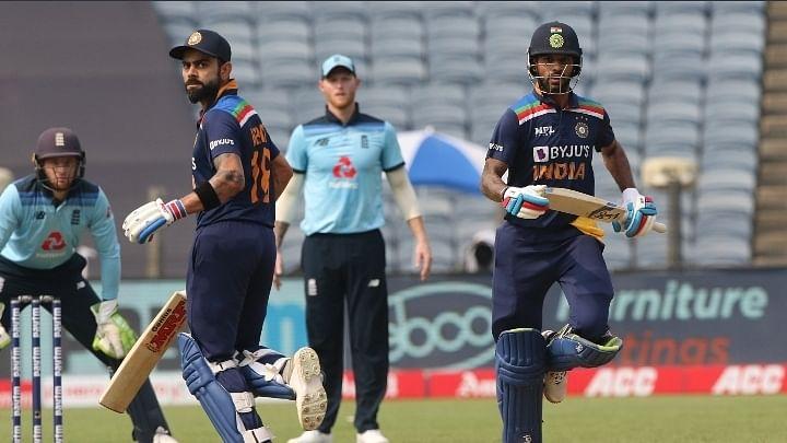 India eye series win against Morgan-less England