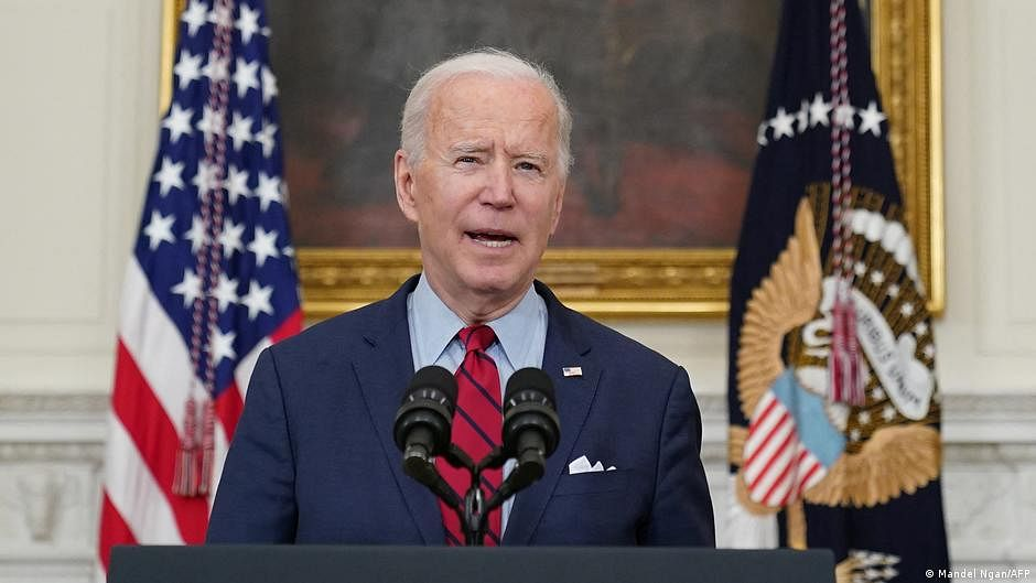 US going to hold China accountable to follow rules: Joe Biden
