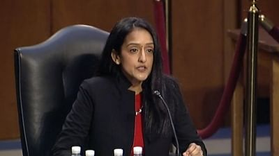 Indian-American Vanita Gupta regrets past harsh rhetoric; attacked by Republicans at Senate hearing