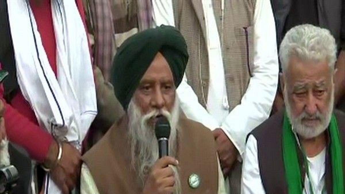 Balbir Singh Rajewal