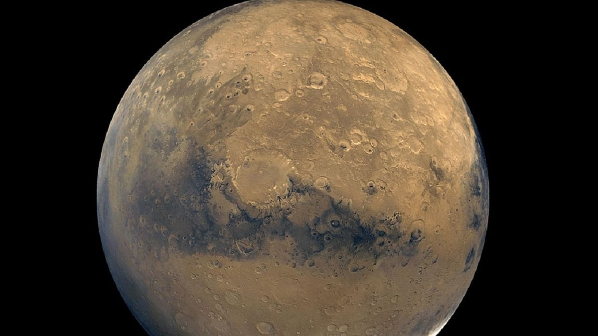 Mars may be hiding most of its missing water underground: NASA-funded study
