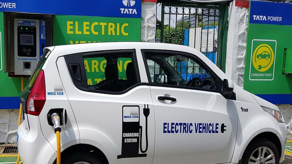 The future of  Electric Vehicles in India