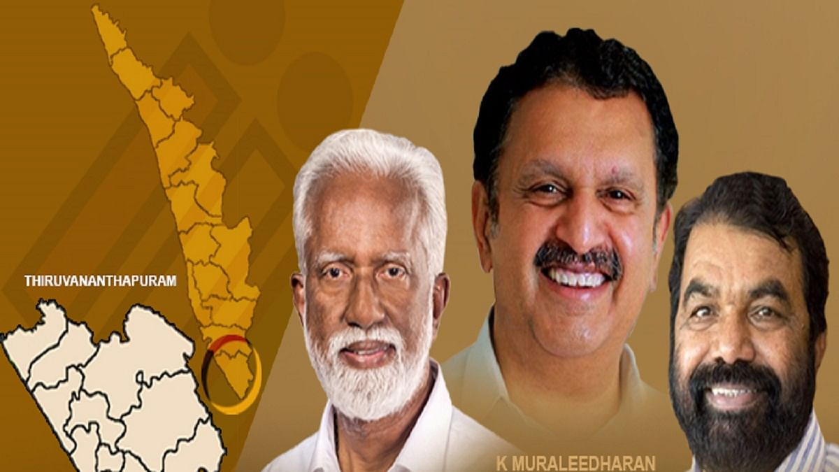 In Nemom Assembly constituency, it's a fight to the finish between UDF's Muraleedharan and LDF's Sivankutty