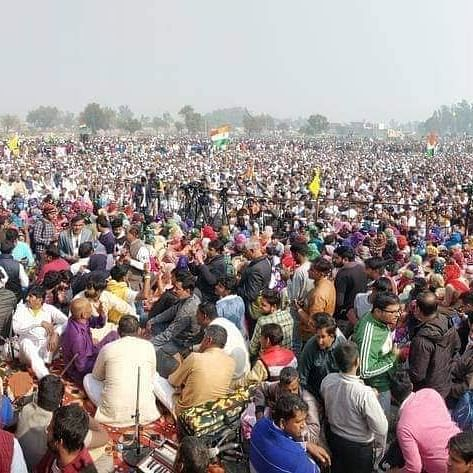 Bhartiya Kisan Union leader quits Uttar Pradesh govt panel on farmers