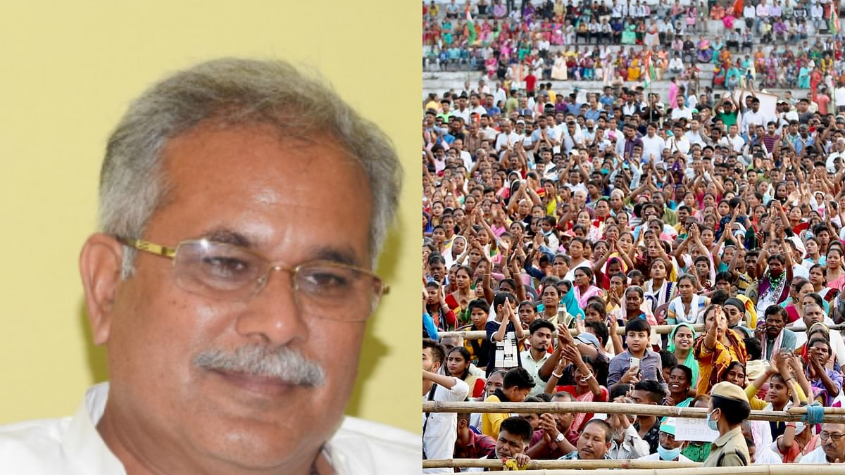 Amit Shah was wrong in Chhattisgarh and he will be wrong in Assam, says Bhupesh Baghel