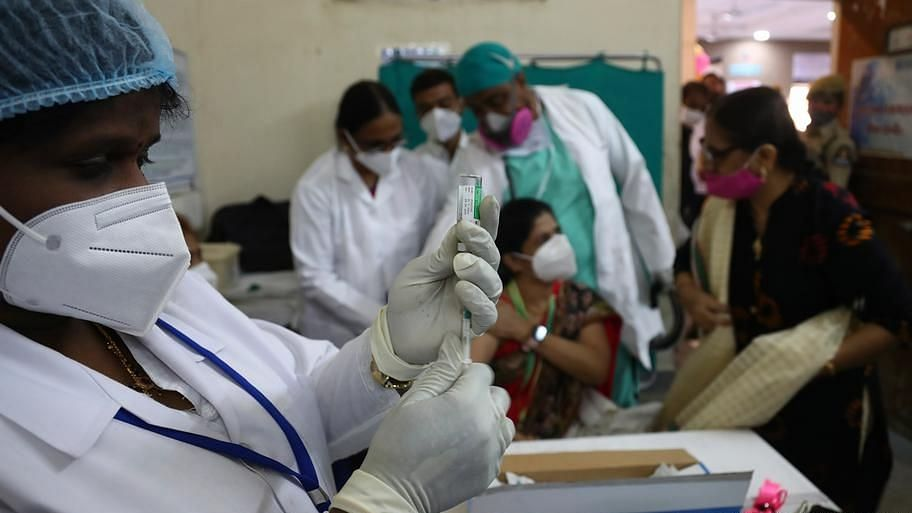 India has inoculated less than 3 crore of its 135 crore people as of March 15