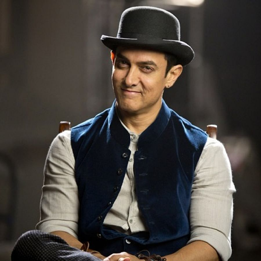 Aamir Khan (Photo Courtesy: Twitter/@AmbalikaRavi)