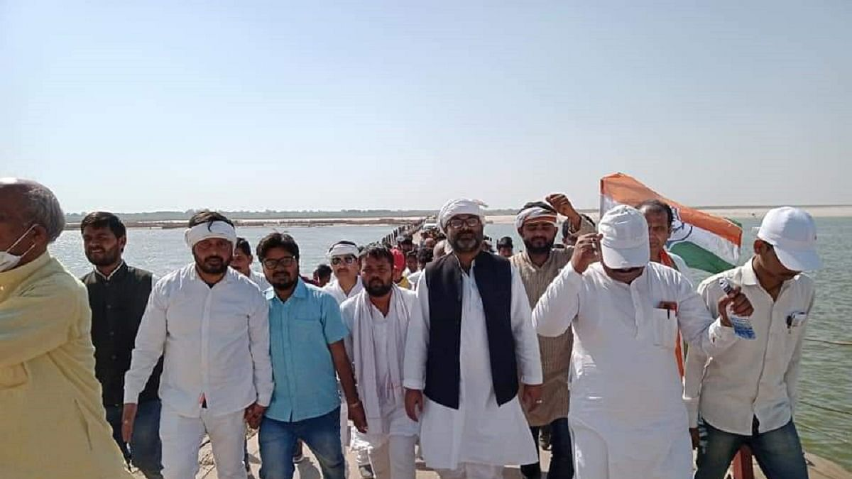 Congress' 'Nadi Adhikar Yatra' could be a game changer in UP