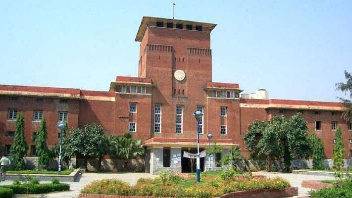 DU teachers protest over non-payment of salaries; grant by AAP govt sporadic in past year, says DUTA