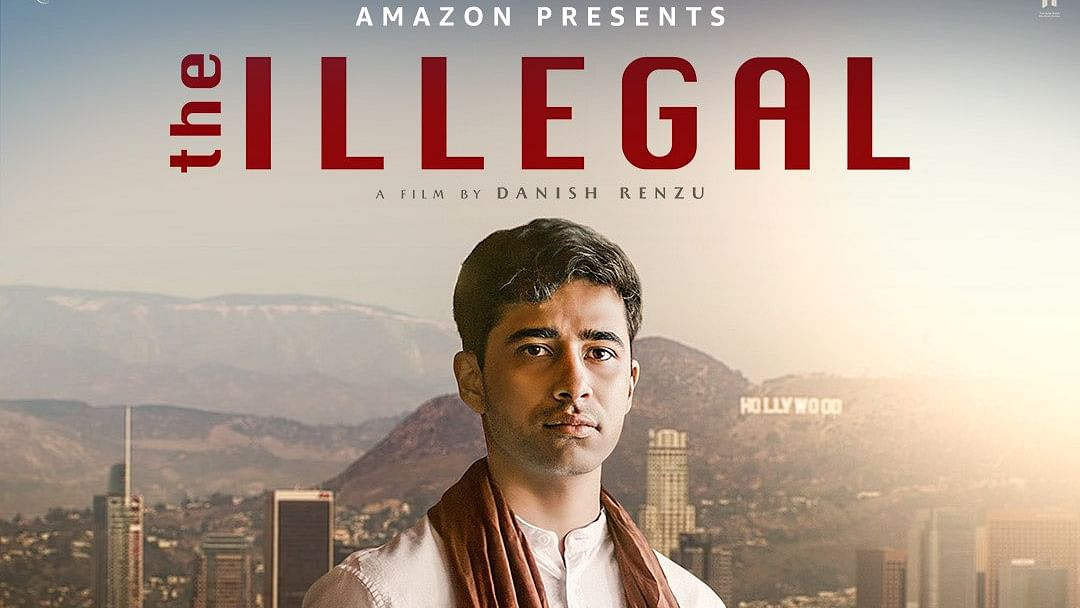 Web has now become the platform for Indo-international projects like 'The White Tiger' and 'The Illegal'