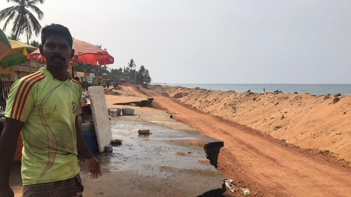A tale of woe and neglect along Thiruvanathapuram coast