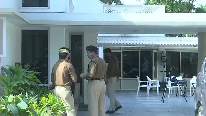 ED raids Punjab MLA Sukhpal Singh Khaira's premises in Chandigarh, Punjab and Delhi