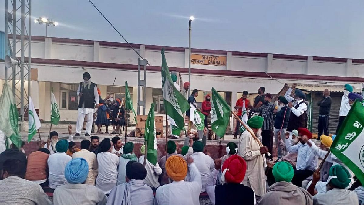 Bharat Bandh gives fresh boost to expanding farmers' agitation