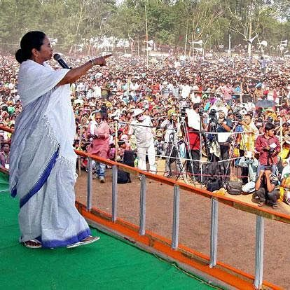 West Bengal CM Mamata Banerjee has turned BJP's usual identity politics upside down