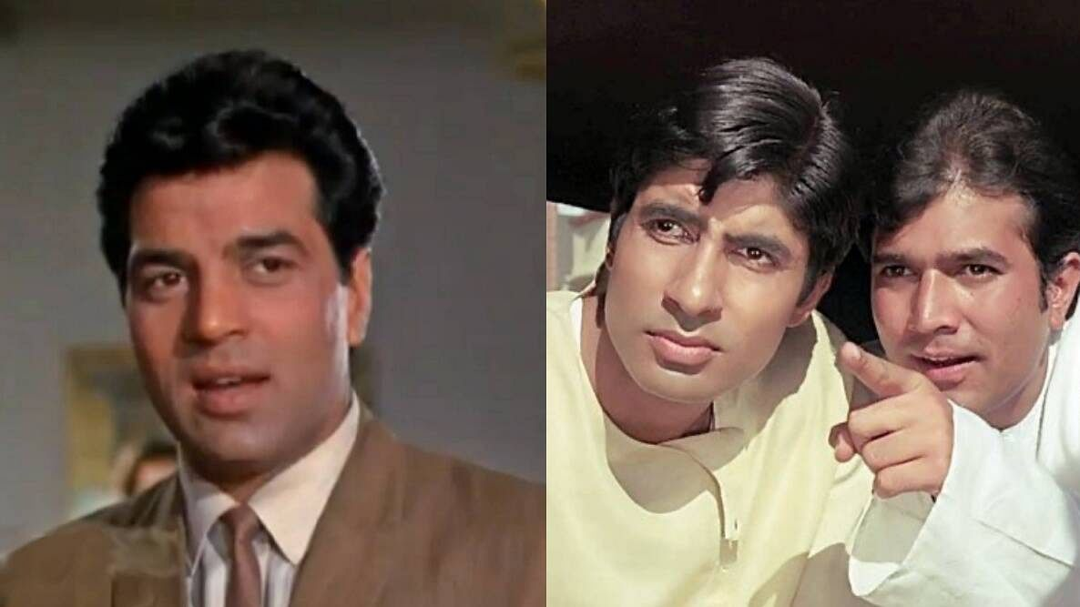 Was Anand really offered to Dharmendra?