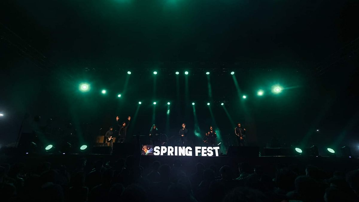 Spring Fest 2021: IIT Kharagpur cultural fest in keeping with its tradition and reaching new heights