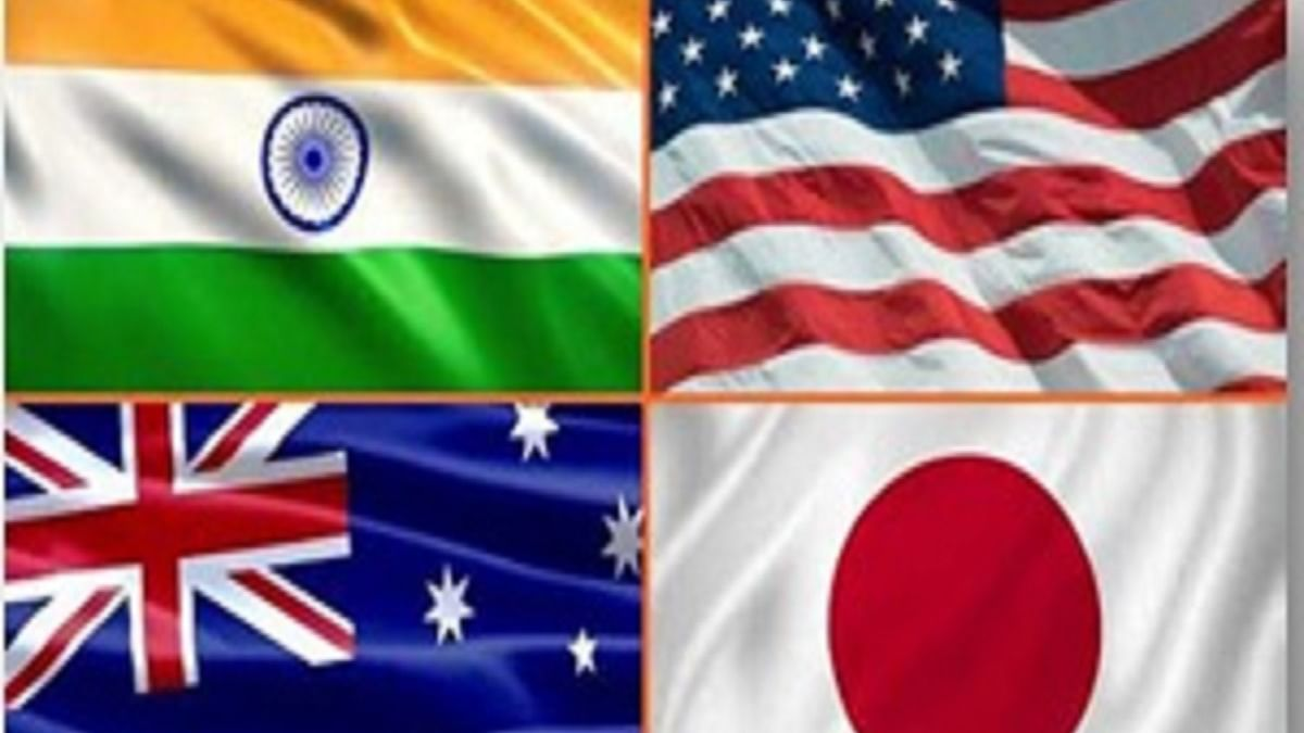 Quadrilateral Security Dialogue can ensure that a rules-based order prevails in the Indo-Pacific region