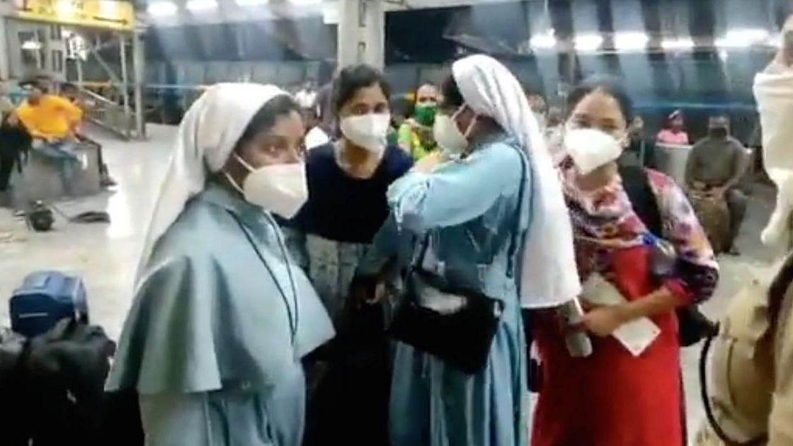Christian Nuns from Kerala forced out of train: not enough to condemn, culprits need to be sued