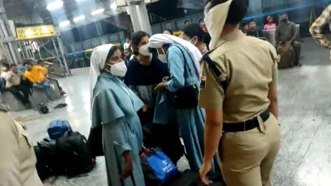 Three arrested for role in harassment of nuns at UP's Jhansi