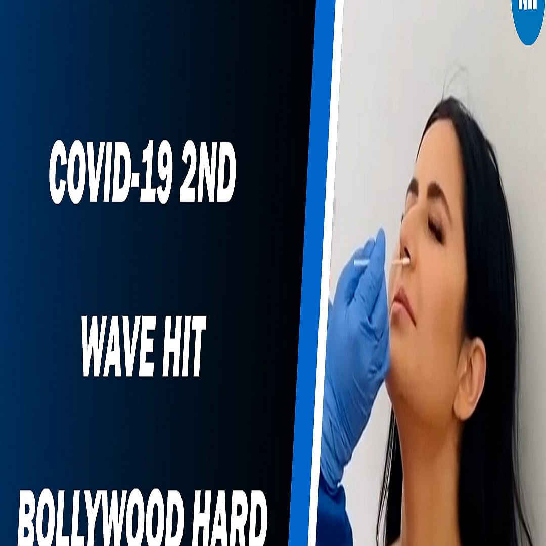 COVID-19 second wave hit Bollywood hard
