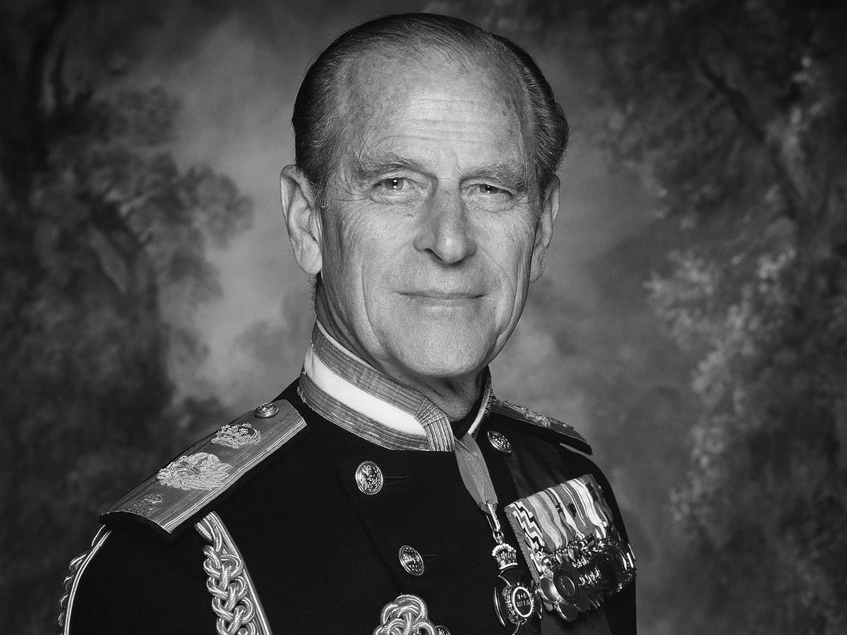 Prince Philip (Photo courtesy: Twitter/ @RoyalFamily