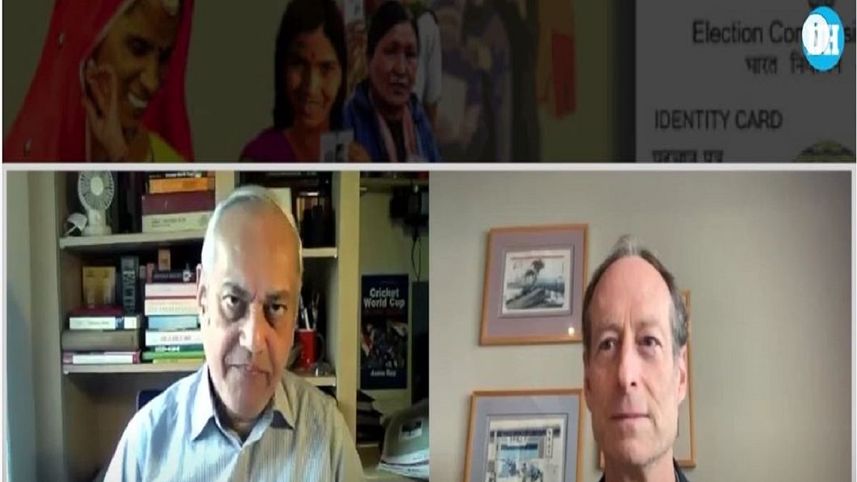 NH Exclusive: Prof Philip Stark of Berkeley speaks to Ashis Ray on Indian EVM and VVPAT