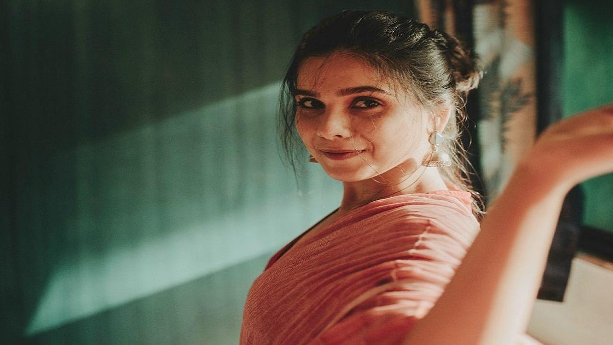 Actress Rashmi Agdekar
