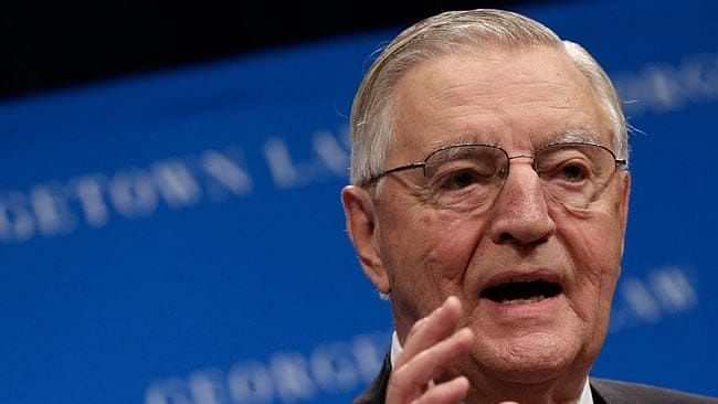 Former US Vice President Walter Mondale passes away at 93