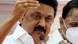 Stalin condemns IT raid at daughter's house, DMK complains to EC
