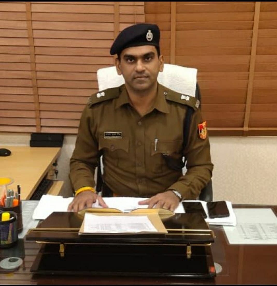 DCP Anand Mishra