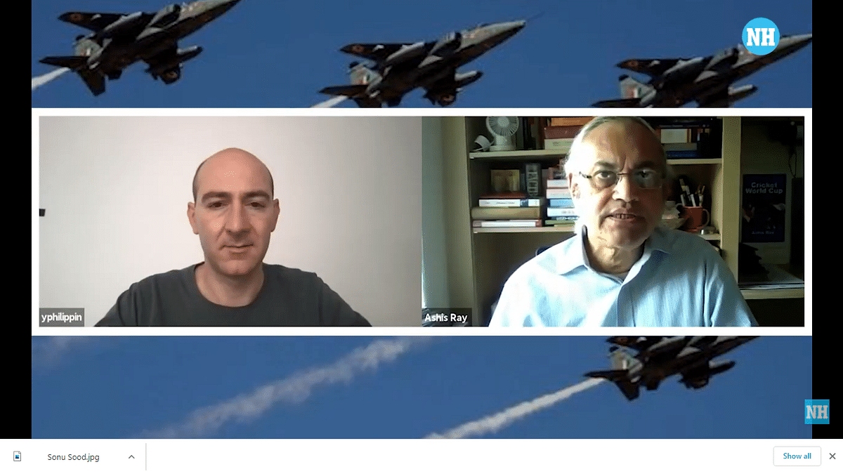 Watch the video interview with the French reporter who investigated the Rafale deal