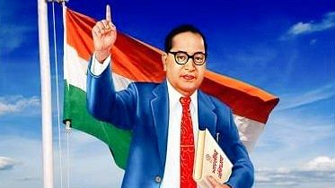 Ambedkar was one of the first in India to discuss history shaping identity