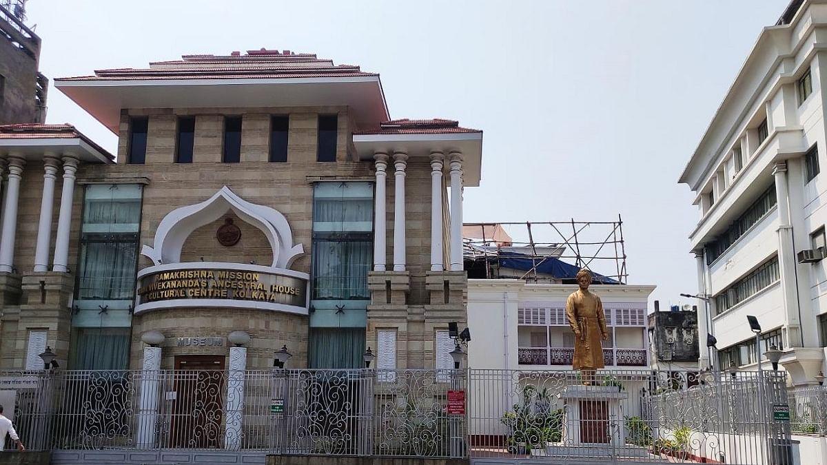 No traction for BJP's Hindutva politics at Swami Vivekanand's birth place in Kolkata
