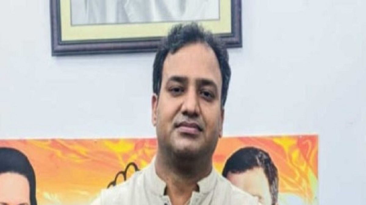 UP govt covering up number of COVID infections: Shahnawaz Alam, head of Minority Cell, UP Congress