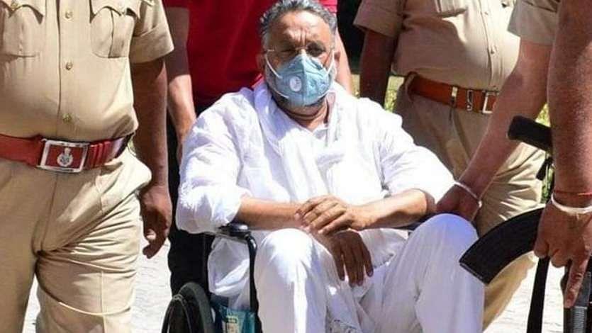 Punjab asks UP to take Mukhtar Ansari's custody before April 8