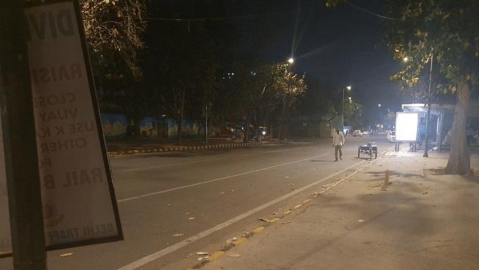 Madhya Pradesh: 'Corona curfew' extended in Bhopal till May 10
