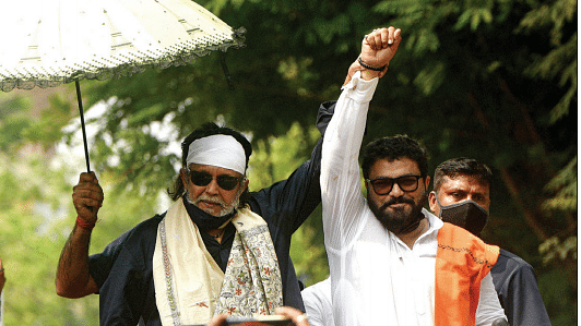 Woman in Bangladesh objects to Union minister Babul Supriyo's campaign song in bad taste