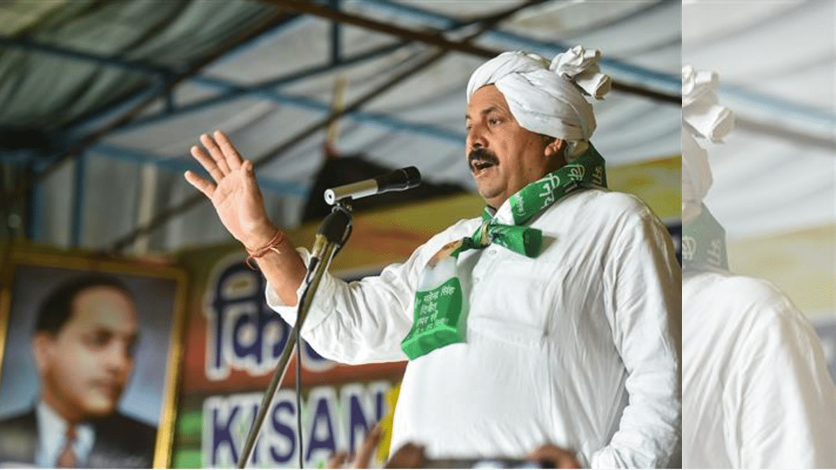 Kisan Mahapanchayat in Muzaffarnagar on September 5