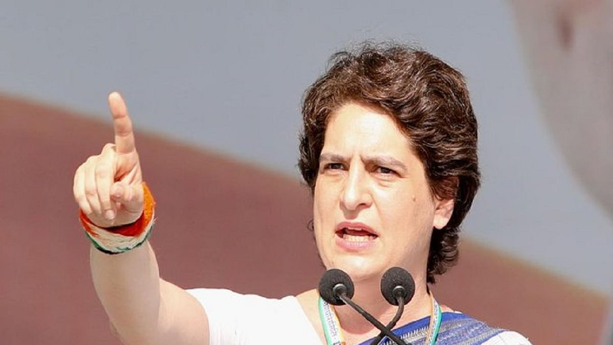 Misuse of donations of devotees is insult to faith: Priyanka Gandhi on alleged Ayodhya land scam