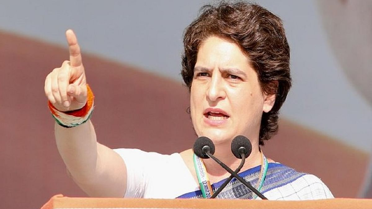 Class 12 exams: Priyanka Gandhi bats for cancellation, slams govt for stretching decision for months