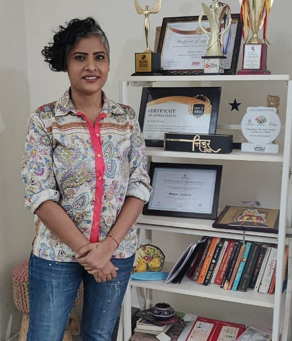 Cancer warriors: Woman turns entrepreneur, motivational speaker, cop fights alone, wins and helps needy now
