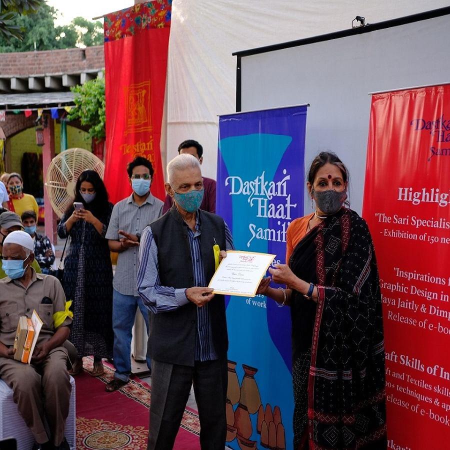 35th Dastkari Haat Annual Crafts Bazaar: Celebration of Indian handicrafts