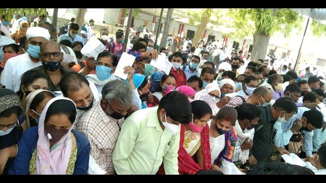Panchayat elections in Uttar Pradesh acting as a COVID 'super spreader': CPI leader Atul Kumar Anjaan