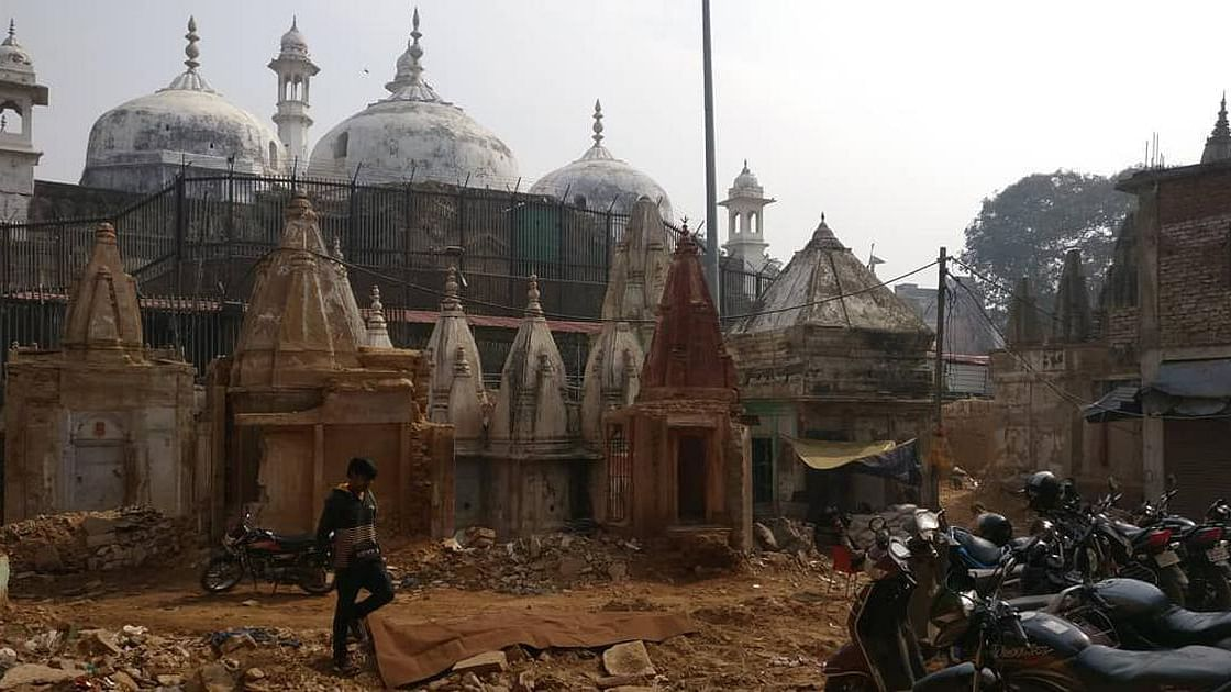 Sunni Board to challenge ASI survey order for Gyanvapi mosque