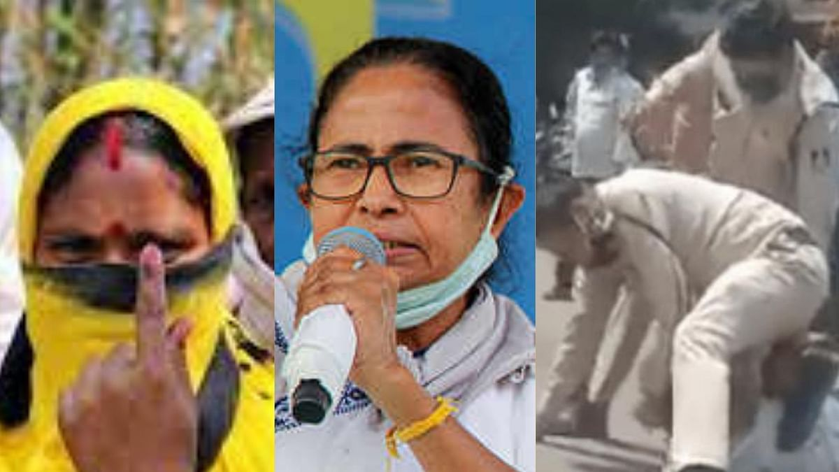 Assembly elections amid COVID-19: 'Unsafe' EVMs, Mamata Banerjee's grit and rising violence