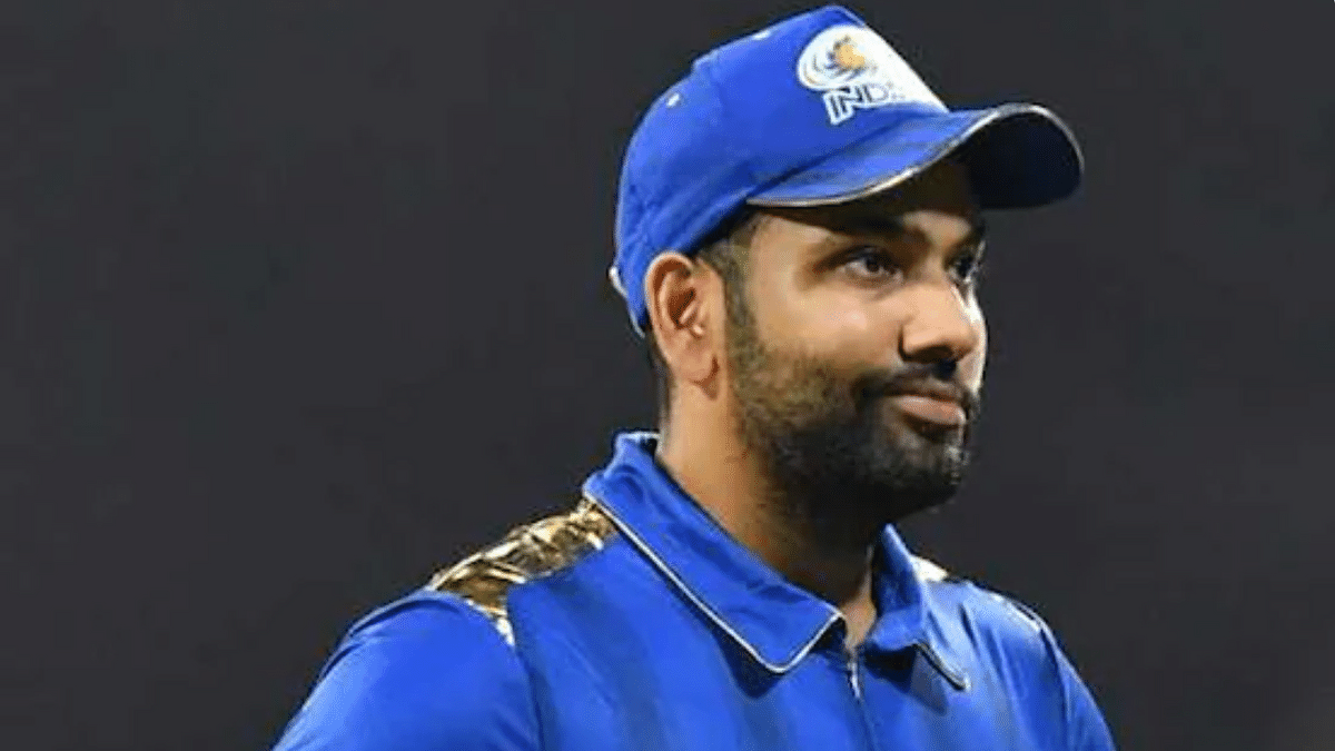 Rohit Sharma fined Rs 12 lakh for Mumbai Indian's slow over-rate
