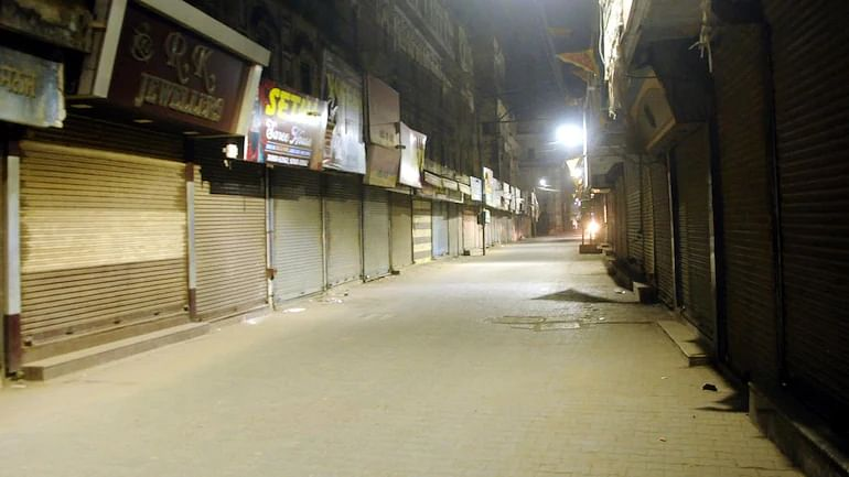 Haryana imposes night curfew from Tuesday