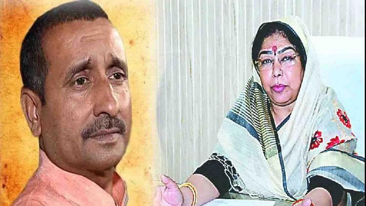 Kuldeep Sengar's wife is BJP candidate in Panchayat polls