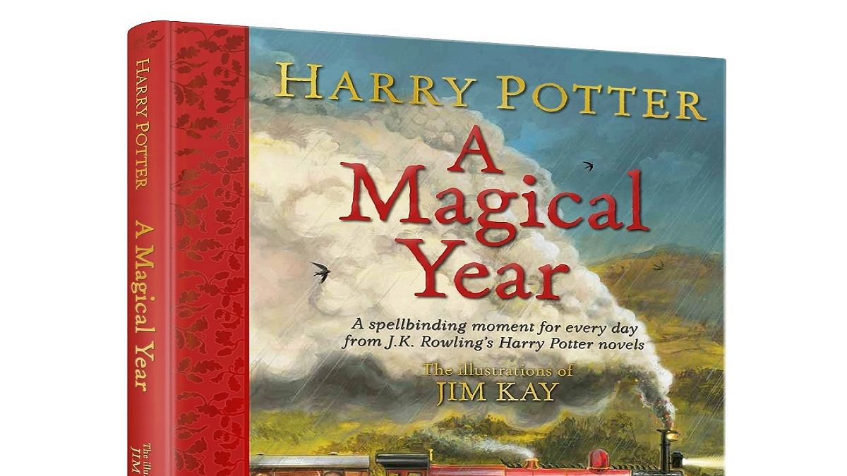 'Harry Potter - A Magical Year' brings alive the Hogwarts' world